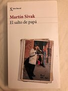 El Salto de Papa - Sivak Martín - Seix Barral