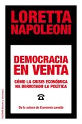 Democracia en Venta - Loretta Napoleoni - Ediciones Paidós