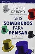 Seis Sombreros Para Pensar - Edward De Bono - Booket Paidos