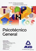 Psicotécnico General - 7 Editores - Editorial Mad