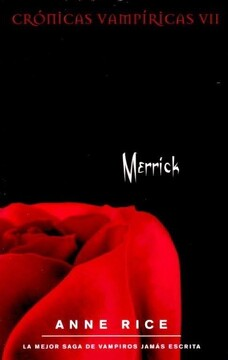 portada Merrick: Cronicas Vampiricas vii (Best Seller Zeta Bolsillo)