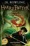 Harry Potter and the Chamber of Secrets (libro en Inglés)