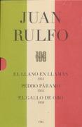 Caja. Edición Conmemorativa del Centenario de Juan Rulfo - Juan Rulfo - Rm Editorial