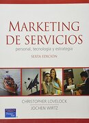Marketing de Servicios: Personal, Tecnologia y Estrategia - Christopher Lovelock - Pearson