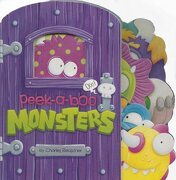 Peek-A-Boo Monsters (Charles Reasoner Peek-A-Boo Books) (libro en inglés) - Charles Reasoner - Picture Window Books