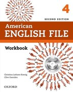 American English File 2nd Edition 4. Workbook Without Answer key Pack (libro en Inglés) - Varios Autores - Oxford University Press