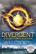 Divergent Collector's Edition (Divergent Series) (libro en Inglés) - Veronica Roth - Katherine Tegen Books