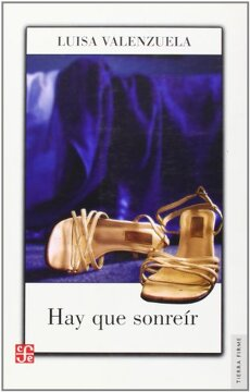 portada Hay que Sonreir = you Have to Smile (Tierra Firme)