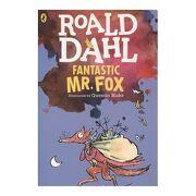 Fantastic mr. Fox (libro en Inglés) - Roald Dahl - Puffin Books