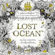 Lost Ocean (libro en Inglés) - Johanna Basford - Penguin Books