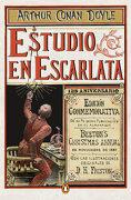 Estudio en Escarlata (Edición Conmemorativa) - Arthur Conan Doyle - Penguin Clasicos