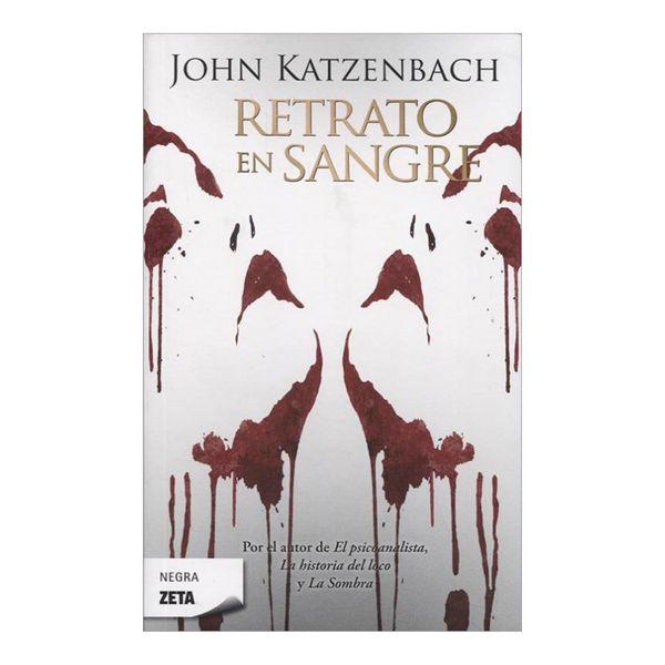 Retrato en sangre; john katzenbach