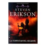 La Tempestad del Segador - Steven Erikson - La Factoria De Ideas