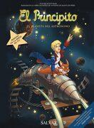 El Principito, 5. El Planeta del Astrónomo (Castellano - Salvat - Comic - a. De Saint-Exupéry) - Thomas Barichella; Guillaume Dorison - Editorial Bruño