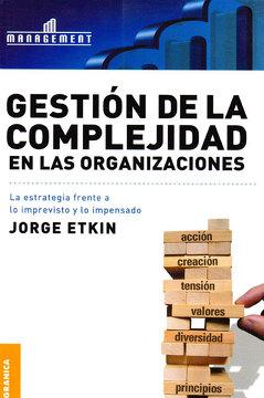 portada Gestion de la Complejidad en las Organizaciones