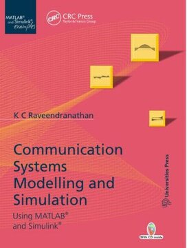 portada Communication Systems Modeling and Simulation Using Matlab and Simulink (libro en inglés)