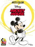 Arte Color. Mickey Mouse - Disney - Planeta Junior