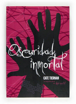 portada Oscuridad Inmortal