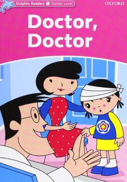 portada Dolphin Readers Starter. Doctor, Doctor