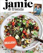 Ensaladas: 40 Recetas Sabrosas y Sanas (Sabores) - Jamie Oliver - Grijalbo