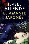 El Amante Japonés - Isabel Allende - Debolsillo