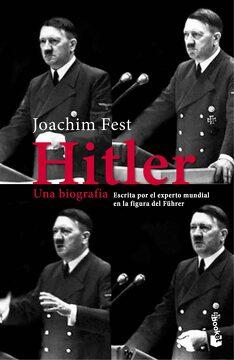 portada Hitler: Una Biografía (Booket Logista)