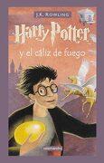 Harry Potter y el Cáliz de Fuego - J. K. Rowling - Salamandra