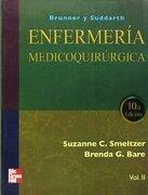 Enfermeria Medicoquirurgica 10Ed. (Vol. I  Vol. Ii) - Smeltzer - Mcgraw-Hill