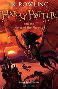 Harry Potter and the Order of the Phoenix (libro en Inglés) - J. K. Rowling - Bloomsbury Publishing Plc
