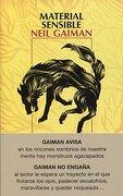 Material Sensible - Neil Gaiman - Salamandra