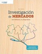 Investigacion de Mercados - Carl Mcdaniel - Cengage Learning
