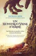 Un Monstruo Viene a Verme - Patrick Ness - Penguin Random House
