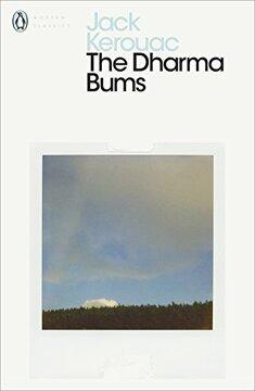 portada The Dharma Bums (Penguin Modern Classics) (libro en Inglés)