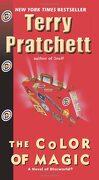 The Color of Magic (libro en inglés) - Terry Pratchett - Harper