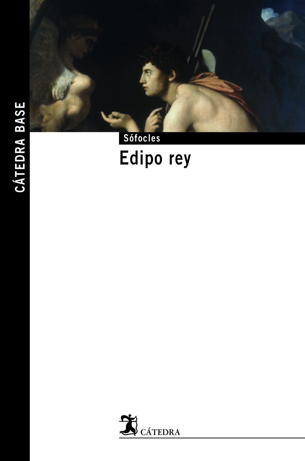 Edipo rey; sófocles