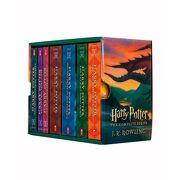 Harry Potter Paperback Boxed Set: Books #1-7 (libro en Inglés) - J. K. Rowling - Harry Potter