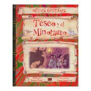 Teseo y el Minotauro - James Ford - Panamericana