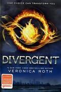 Divergent (libro en Inglés) - Veronica Roth - Katherine Tegen Books