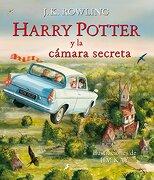 Harry Potter 2: Harry Potter y la Camara Secreta (Edicion Ilustr Ada) - J. K. Rowling - Salamandra