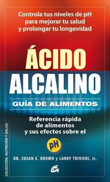 portada Acido Alcalino: Guia de Alimentos