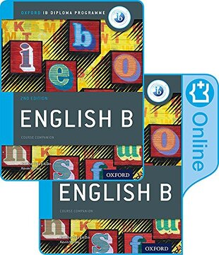 portada Ib English b Course Book Pack: Oxford ib Diploma Programme (Print Course Book & Enhanced Online Course Book) (libro en Inglés)