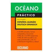 Diccionario Oceano Practico Espanol-Aleman - Michael Pfeiffer - Oceano
