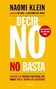 Decir no no Basta - Naomi Klein - Ediciones Paidós