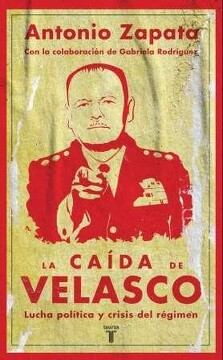portada La Caída de Velasco