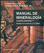Manual de Mineralogia: Basado en la Obra de j. De Dana (Vol. Ii) (4ª Ed. ) - Hurlbut Cornelius S.,Klein Cornelius - Reverte