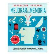 Superacion Personal Mejorar la Memoria - Parragon Book - Parragon Book