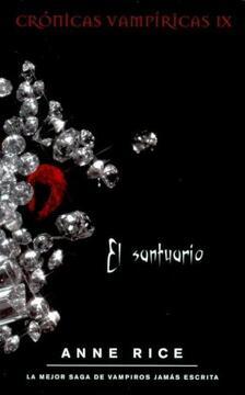 portada El Santuario (Zeta) (Cronicas Vampiricas ix) Cronicas Vampiricas ix