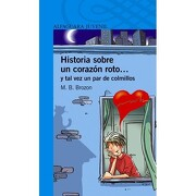 Historia Sobre un Corazon Roto - Monica B. Brozon - Alfaguara