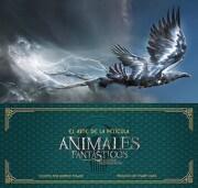 El Arte de la Pelicula de Animales Fantasticos y Donde Encontrarlos - Dermot Power - Harper Collins