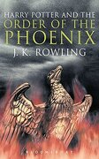 Harry Potter 5 and the Order of the Phoenix. Adult Edition (libro en Inglés) - Rowling J K - Bloomsbury Publishing Plc